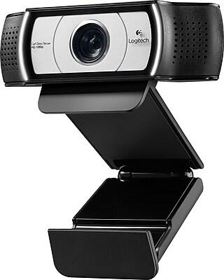 Logitech® C930e Webcam, 1080p HD
