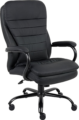 Boss Big and Tall HeavyDuty Executive Chair Staples