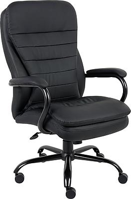 Boss Big and Tall Heavy-Duty Executive Chair (B991CP)
