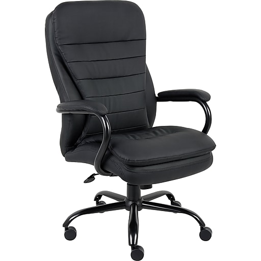 boss big and tall heavy duty executive chair staples
