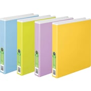 Wilson Jones 1-Inch Round 3-Ring Binder, Assorted Colors (31511)