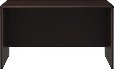 Bush Business Furniture Westfield 48W x 30D Desk, Mocha Cherry (WC12948)