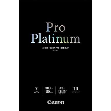 CanonMD – Papier Photo Pro Platinum, 13 x 19 po, 10 feuilles