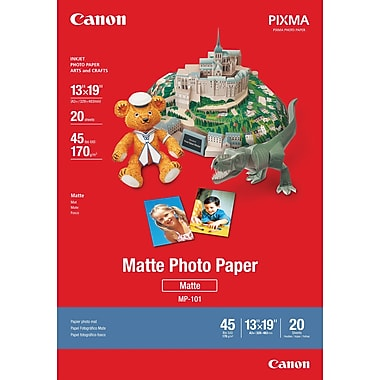 Canon® Photo Paper, 13