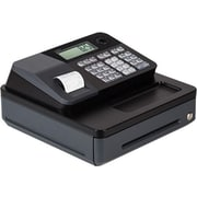 Casio® Electronic Cash Registers, Single Tape Thermal Unit with Built-in Rear Customer Display