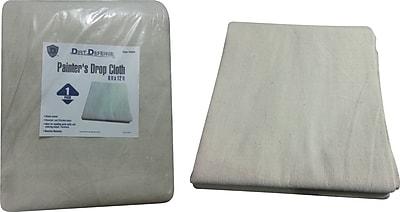 Dirt Defense Painter's drop cloth 9ft x 12ft