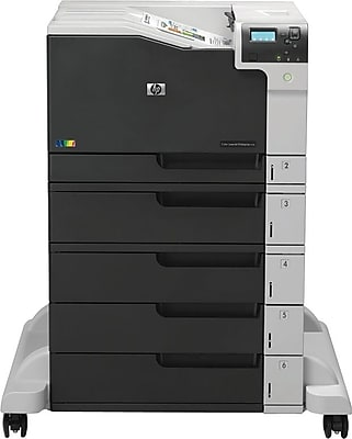 HP® LaserJet Enterprise M750XH Single-Function Color Laser Printer (HEWD3L10A)