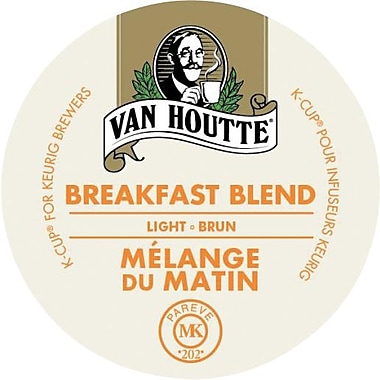Keurig K-Cup Van Houtte Breakfast Blend, 24/Pack