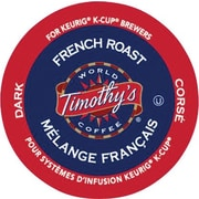 Keurig® Timothy's® French Roast, 24/Pack
