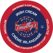 Keurig® Timothy's® Irish Cream, 24/Pack