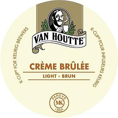Keurig® - Recharges K-Cup® café Van Houtte®, crème brulée, paq./24