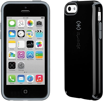 Speck CandyShell Case for iPhone 5c, Black