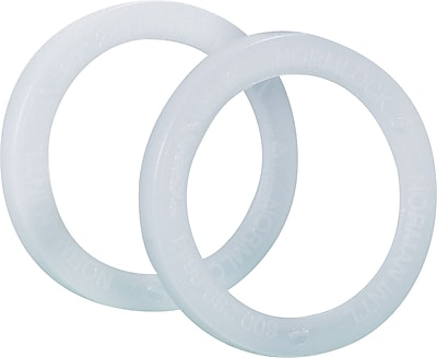 Staples Plastic Molded Locking Ring for Quart Paint Can (HAZ1081)