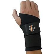 Ergodyne ProFlex 675 Neoprene Wrist Support with Double Strap, Medium (16623)