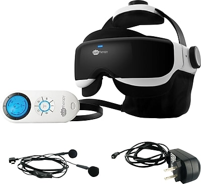 Pure Therapy Head and Eye Massager 12328