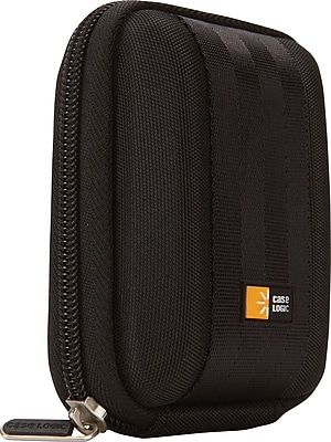 Case Logic® Compact Camera Case, EVA, Black
