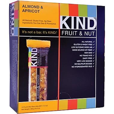KIND® Almond & Apricot Bar, 1.4 oz., 12 Bars/Bx