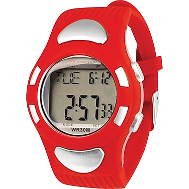 Bowflex EZ Pro Heart Rate Monitor Watch, Red
