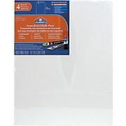 """Elmer's Pre-Cut Foam Boards, 11"""" x 14"""", White, 4/Pack (950021)"""