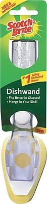 Scotch-Brite Heavy-Duty Soap-Dispensing Dishwand, 2 1/2