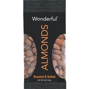 Paramount Farms® Wonderful® Almonds, Roasted & Salted, Nuts, 5 oz (042322F2OA)
