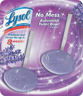 No Mess Automatic Toilet Bowl Cleaner, Lavender