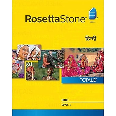 Rosetta Stone Hindi Level 1 for Mac (1-2 Users) [Download]
