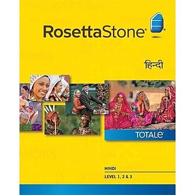 Rosetta Stone – Hindi, niveaux 1 à 3 pour Windows (1 à 2 utilisateurs) [Téléchargement]