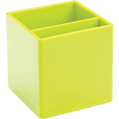 Poppin Pen Cup, Lime Green, (100266)
