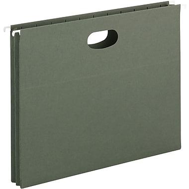 Smead® Hanging File Pocket, 1-3/4