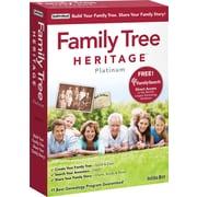Family Tree Heritage™ Platinum 9, Bilingual