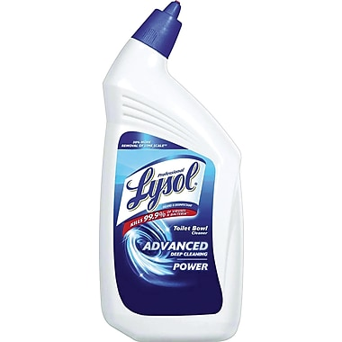 lysol® professional disinfectant toilet bowl cleaner, wintergreen