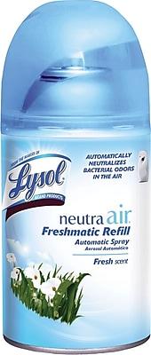 Lysol® Neutra Air® Freshmatic® Air Sanitizer Refill, Fresh Scent