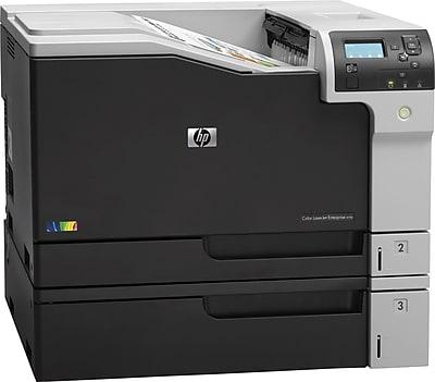 HP® LaserJet Enterprise M750N Single-Function Color Laser Printer