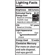 V-LIGHT LED Swing Arm Architect Clamp-On Lamp, Brushed Nickel (CAEN804C)