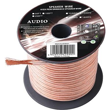 Hejia 16-gauge Speaker Wire, 50ft