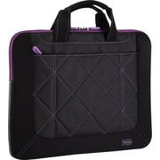 "Targus 16"" Pulse Slipcase, Black/Purple"