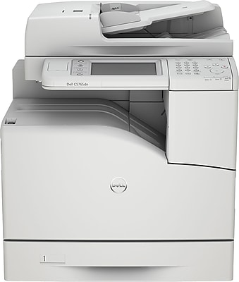 Dell C5765DN Laser Multifunction Printer Color Plain Paper Print Desktop (STP-T2RHFE-V2)