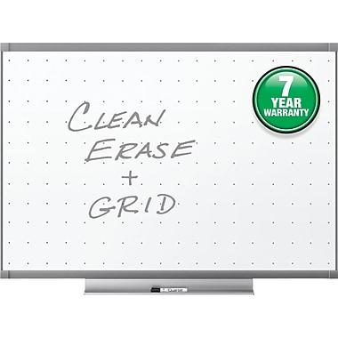 Quartet® Prestige® 2 Total Erase® Whiteboard, 6' x 4', Graphite Finish Frame (TE547GP2)