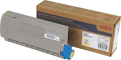 Okidata (45396209) Yellow Toner Cartridge