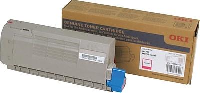 Okidata Magenta Toner Cartridge (45396210)