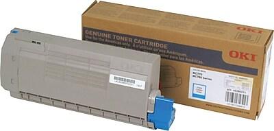 Okidata Cyan Toner Cartridge (45396211)