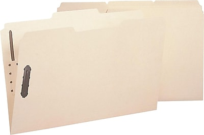 Smead Heavy-Duty Fastener File Folder (SMD19600)