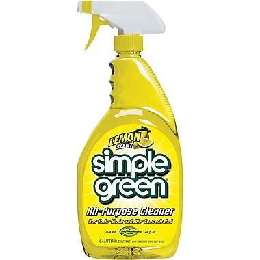 Simple Green® All-Purpose Cleaner, Lemon Scent, 24 oz.