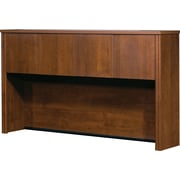 Bestar Embassy Collection Credenza Hutch, Tuscany Brown