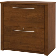 Bestar Embassy Collection Lateral File, Tuscany Brown