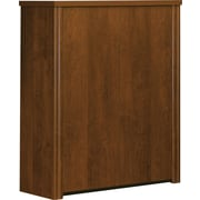 """Bestar Embassy Collection 30"""" 2-Door Cabinet, Tuscany Brown"""