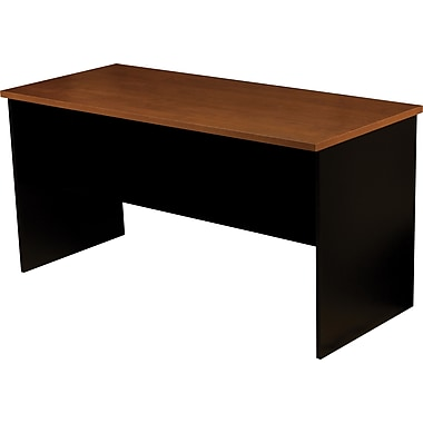 Bestar Innova Collection Table, Tuscany & Black
