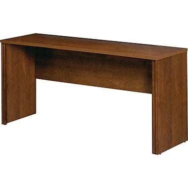 Bestar Embassy Collection Credenza, Tuscany Brown