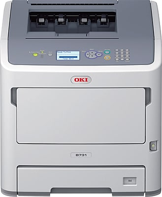 OKI® B731DN Single-Function Mono Laser Printer (62442101)